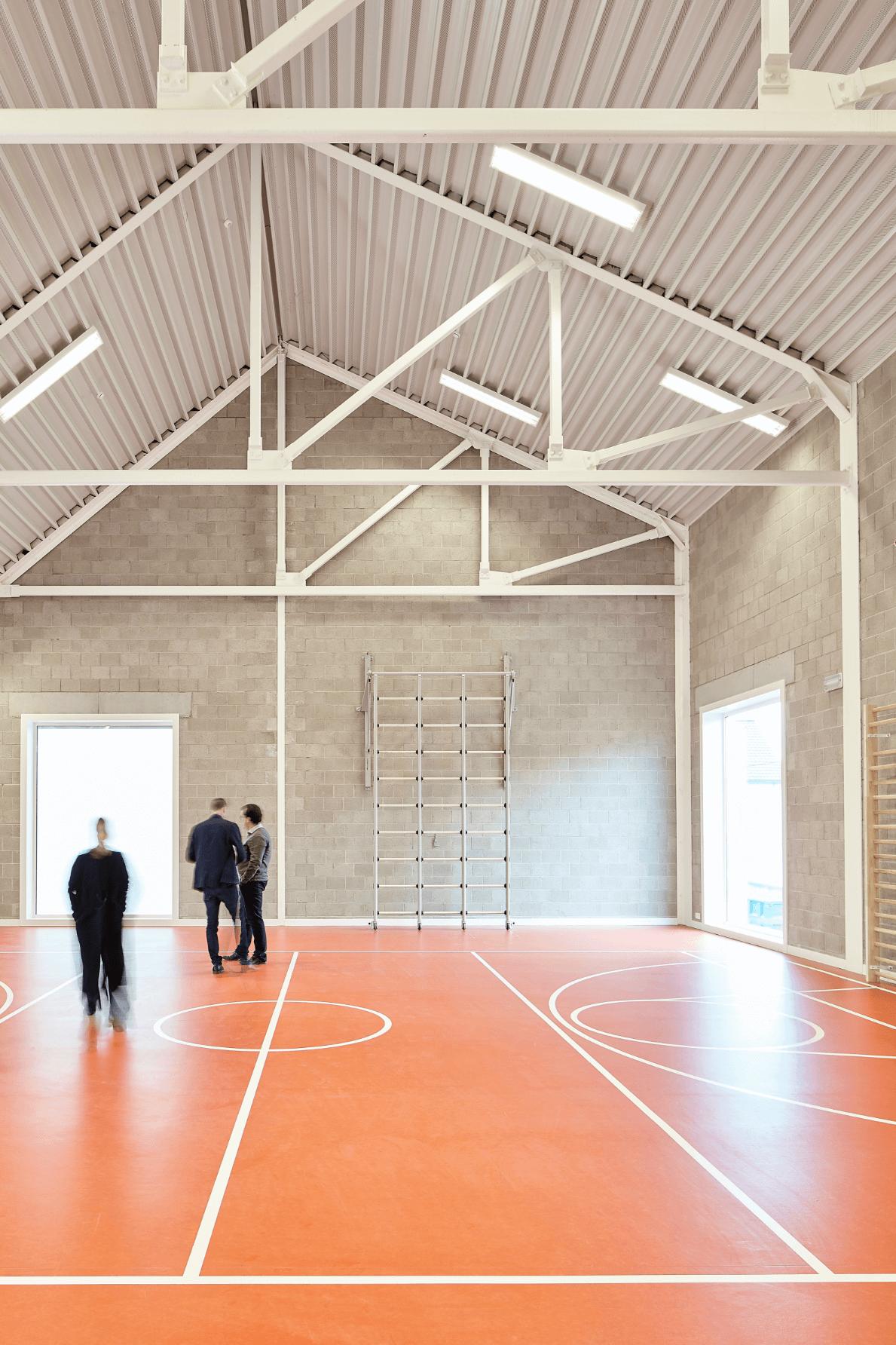 Basisschool De Knipoog: Sportveld