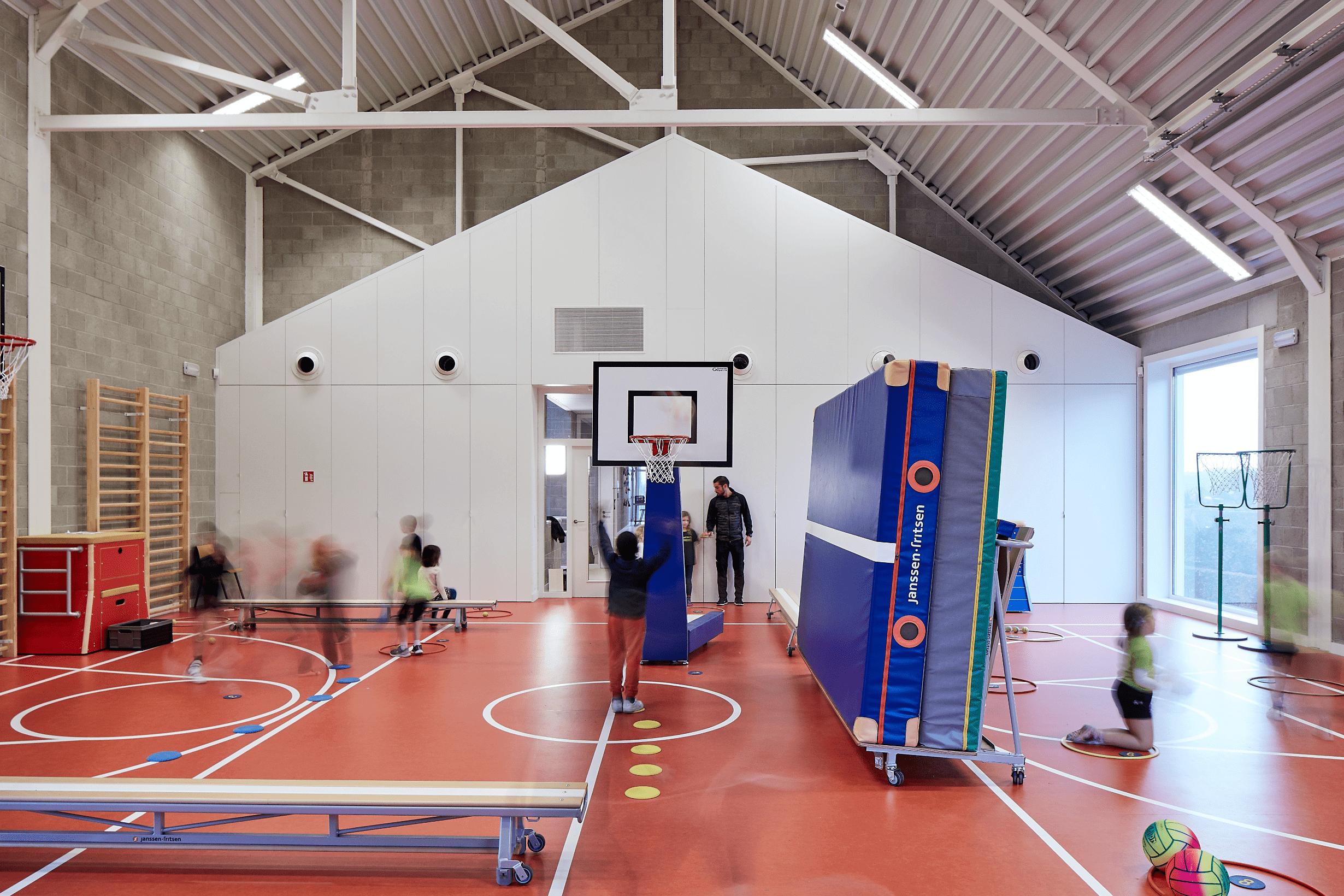 Basisschool De Oogappel: Turnzaal